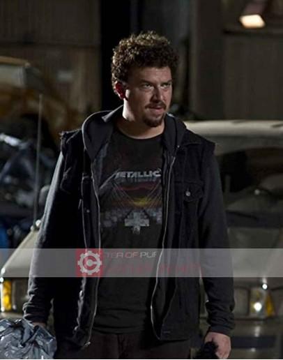 30 Minute Or Less Danny McBride (Dwayne) Cotton Jacket