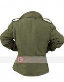 30 Minute Or Less Jesse Eisenberg (Nick) Cotton Jacket