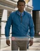 Free Guy Ryan Reynolds Bomber Leather Jacket