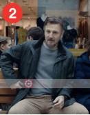 Ordinary Love Liam Neeson (Tom) Cotton Jacket