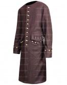 Pirates Of The Caribbean 6 Johnny Depp (Jack Sparrow) Costume Coat