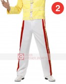 Freddie Mercury Costume Leather Pant