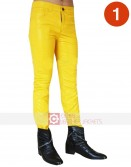 Freddie Mercury Costume Leather Pant