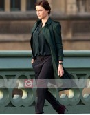 Mission Impossible 5 Rebecca Ferguson Trench Coat