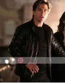 Mission Impossible 5 Tom Cruise (Ethan Hunt) Leather Jacket