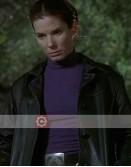 Murder By Numbers Sandra Bullock Black Leather Jacket