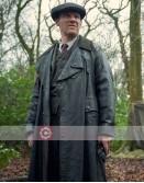 Peaky Blinders Brian Gleeson (Jimmy McCavern) Leather Coat