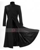 Matrix Keanu Reeves (Neo) Trench Costume Coat