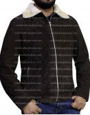 The Walking Dead Andrew Lincoln (Rick Grimes) Suede Jacket