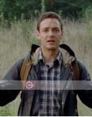 The Walking Dead Ross Marquand (Aaron) Hoodie Jacket