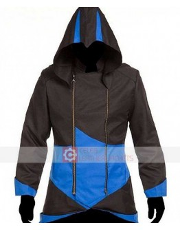Assassins Creed 3 Costume Hoodie Jacket
