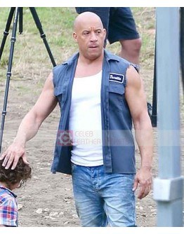 Fast And Furious 9 Dominic Toretto Vest