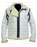 Wynonna Earp Shamier Anderson B3 Shearling Jacket