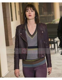 Fargo Mary Elizabeth Winstead Leather Jacket