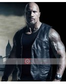 Fast And Furious 8 Dwayne Johnson Leather Vest