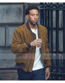 Fast And Furious 9 Ludacris Suede Jacket