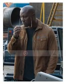 Fast And Furious 9 Tyrese Gibson Brown Jacket