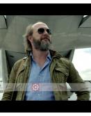 Narcos Bill Stechner (Eric Lange) Jacket