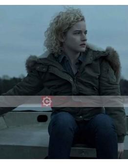 Ozark Julia Garner (Ruth) Shearling Jacket
