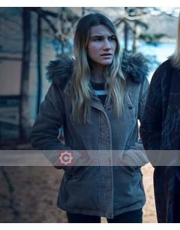 Ozark Sofia Hublitz (Charlotte) Shearling Jacket