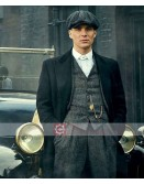 Peaky Blinders Cillian Murphy Coat