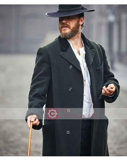 Peaky Blinders Tom Hardy (Alfie Solomons) Trench Coat