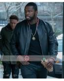 Power 50 Cent Kanan Leather Jacket
