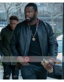 Power 50 Cent Kanan Leather Jacket