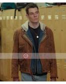 Sex Education Connor Swindells Jacket