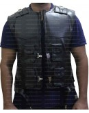 Blade Wesley Snipes Leather Vest