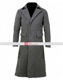 Bloodborne Hunter Trench Costume Coat