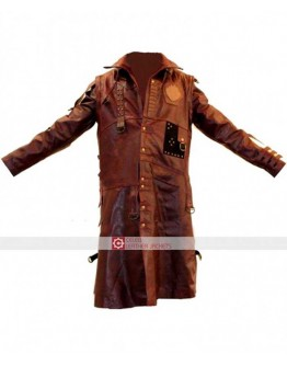 Yondu Udonta Guardians of Galaxy 2 Michael Rooker Coat