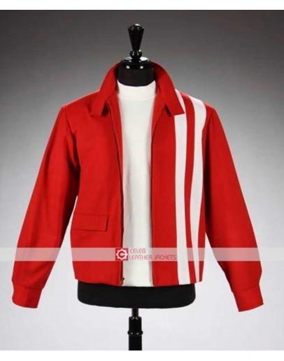 Elvis Presley Speedway Red Jacket