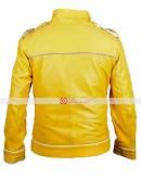 Freddie Mercury Costume Leather Jacket