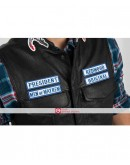 Sons of Anarchy (Charlie Hunnam) Jax Teller Vest