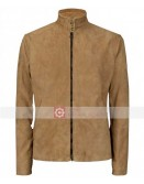 Spectre James Bond Brown Suede Jacket