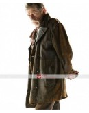 Doctor Who John Hurt (War Doctor) Leather Coat