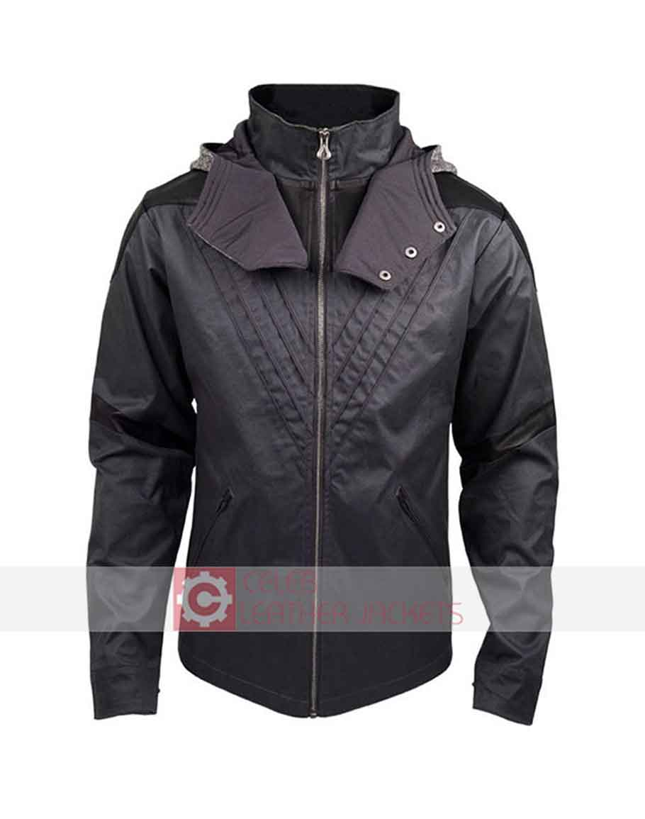 Aguilar Assassins Creed Michael Hoodie Jacket Costume Cosplay