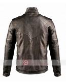 Batman Defender Of Gotham Leather Jacket