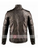 Batman Defender Of Gotham Leather Jacket