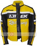 Dead Rising 2 Chuck Greene Yellow Leather Jacket