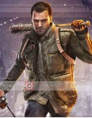 Dead Rising 4 Frank West Leather Jacket