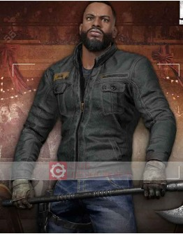 Dead Rising 4 Isaac Tremaine Leather Jacket