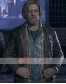 Detroit Become Human Hank Anderson Leather Jacket