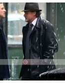Gotham Donal Logue Leather Jacket