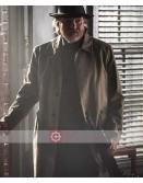 Gotham Donal Logue Trench Coat