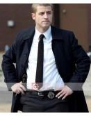 Gotham Ben McKenzie Black Pea Coat