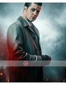 Gotham Ben McKenzie Trench Coat