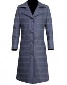 Oceans 8 Sandra Bullock Trench Wool Coat