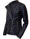 Power Lela Loren Leather Jacket
